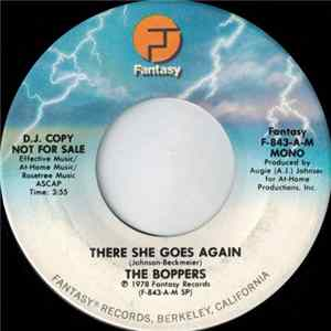 The Boppers - There She Goes Again mp3 herunterladen