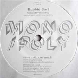 Mono/Poly - Bubble Sort mp3 herunterladen