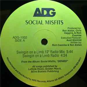 Social Misfits - Swingin On A Limb mp3 herunterladen