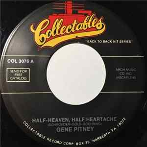 Gene Pitney - Half Heaven, Half Heartache / True Love Never Runs Smooth mp3 herunterladen